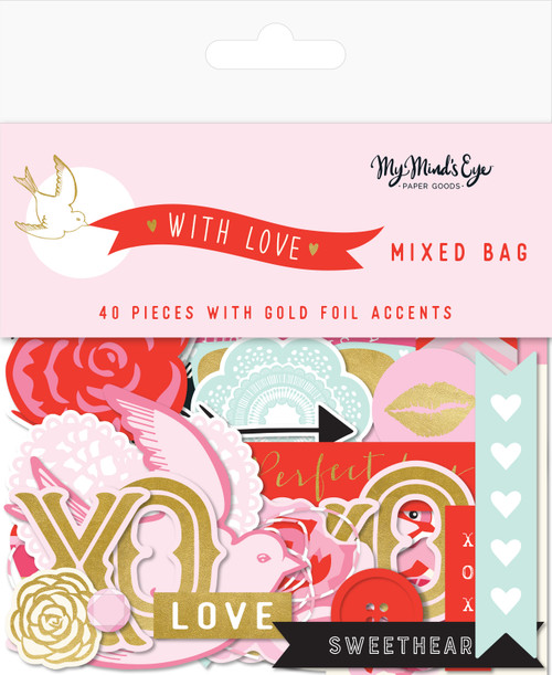 My Mind's Eye With Love Mixed Bag
