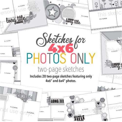 DOWNLOAD: Allison Davis for SG | 4x6 Photos Only (20 sketches)
