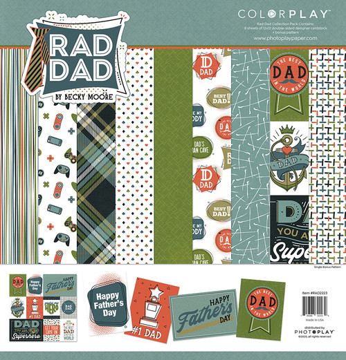 ColorPlay Rad Dad Collection Pack