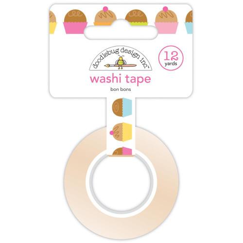 Doodlebug Hey Cupcake Washi Tape: Bon Bons
