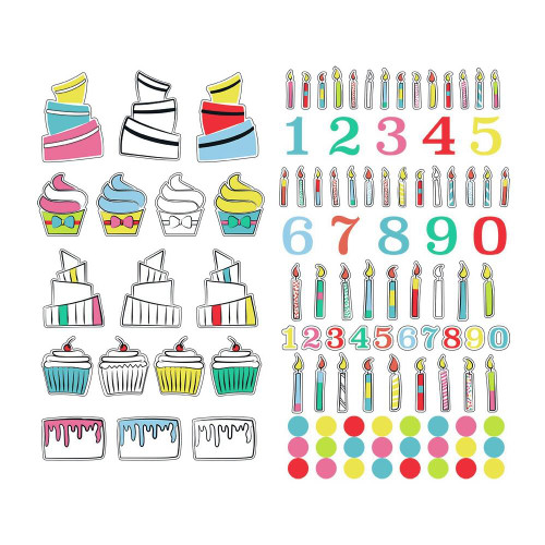 Fancy Pants Cake Smash DIY Birthday Cake Stickers