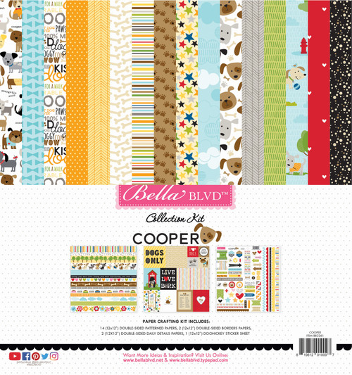 Bella Blvd Cooper Collection Kit