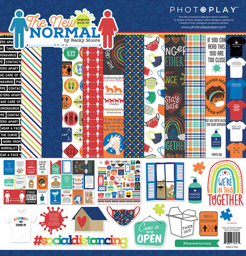 PhotoPlay The New Normal Collection Pack