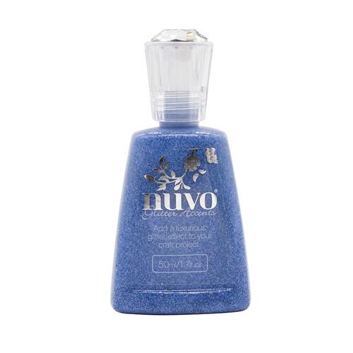 Nuvo Glitter Accents: Ballroom Blue