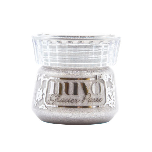 Nuvo Glacier Paste: Quicksilver