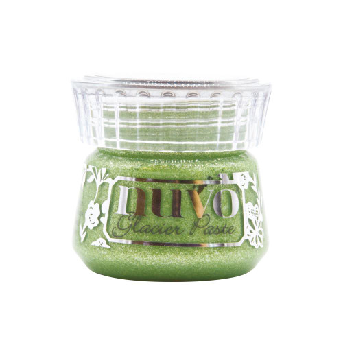 Nuvo Glacier Paste: Green Envy