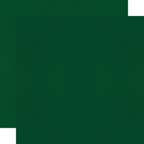 Color Vibe 12x12 Textured Cardstock: Evergreen
