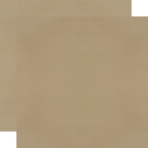 Color Vibe 12x12 Textured Cardstock: Oatmeal