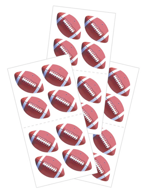 Paper House StickyPix Sticker: Footballs