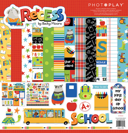 PhotoPlay Recess Collection Pack