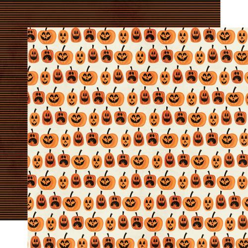 Boo Crew 12x12 Paper: Hey, Pumpkin!