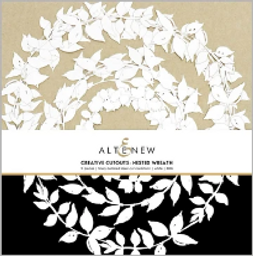 Altenew Creative Cutouts: Nested Wreath