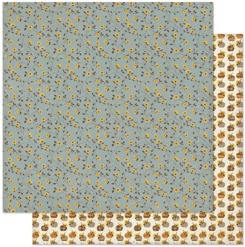 Authentique Splendor 12x12 Paper: Three