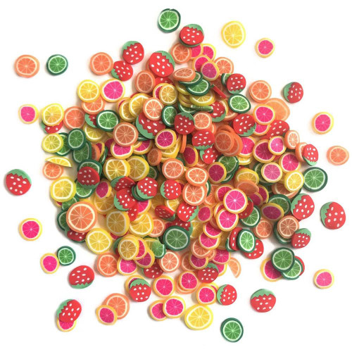Buttons Galore & More Sprinkletz: Fruit Cocktail