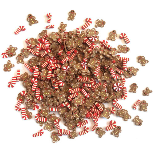 Buttons Galore & More Sprinkletz: Santa's Treats