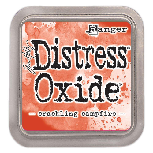 Distress Oxide Ink Pad: Crackling Campfire