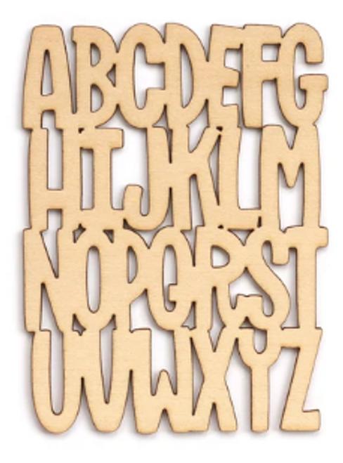 Elle's Studio Wood Veneers: ABC