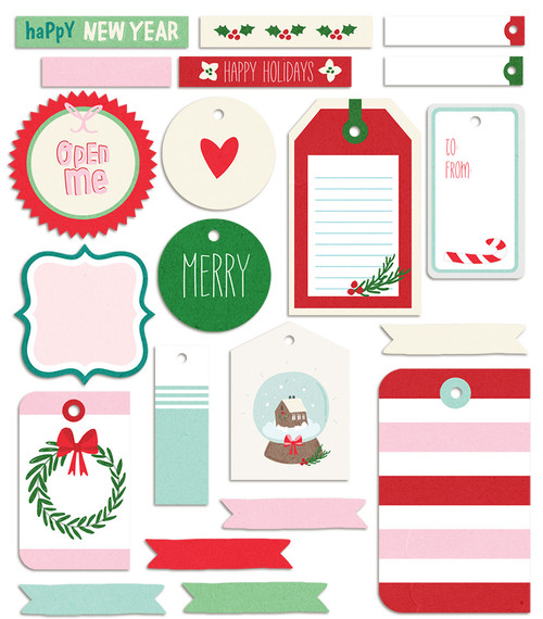 Fancy Pants Wishmas Tags