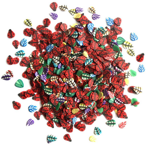 Buttons Galore & More Sprinkletz: Lady Bugs