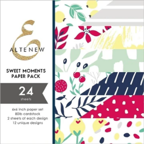 Altenew 6x6 Paper Pad: Sweet Moments