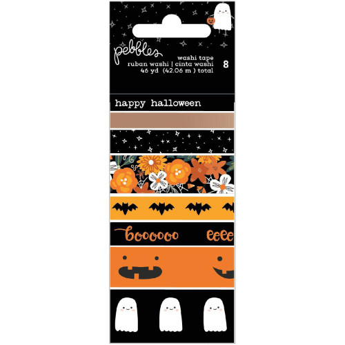 Pebbles Spoooky Washi Tape