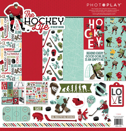 PhotoPlay The Hockey Life Collection Pack