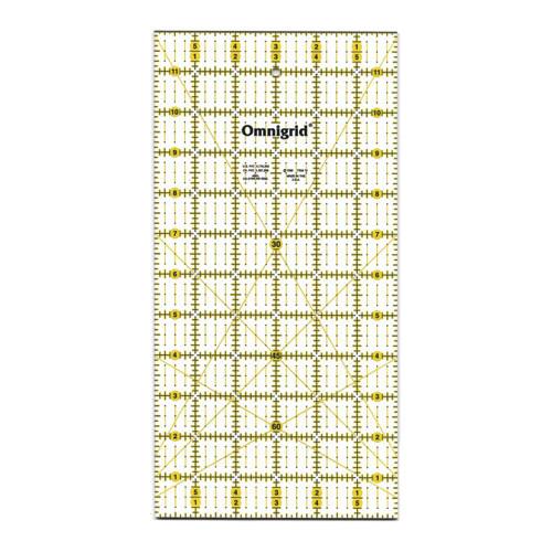 Omnigrid 6x12 Acrylic Ruler