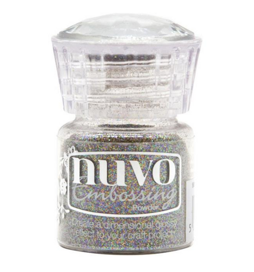 Nuvo Embossing Powder: Twinkling Tinsel