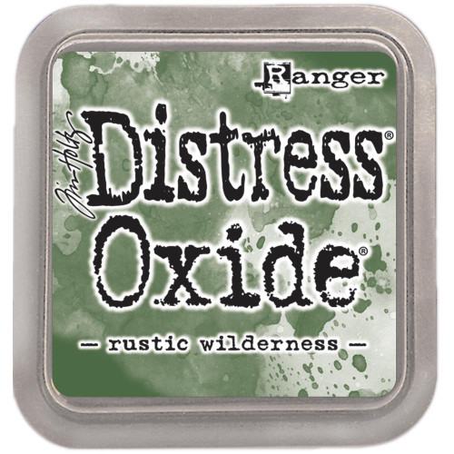 Distress Oxide Ink Pad: Rustic Wilderness