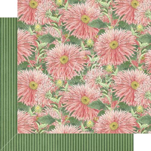 Graphic 45 Blossom 12x12 Paper: Brighten