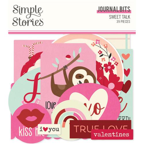 Simple Stories Sweet Talk Journal Bits