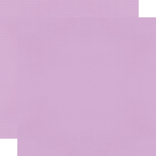 Simple Stories Color Vibe 12x12 Textured Cardstock: Lilac