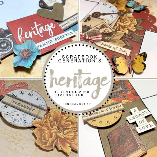 SG: Heritage - 1 Layout Kit