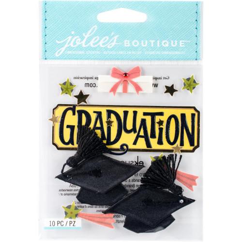 Jolee's Boutique Dimensional Stickers: Graduation II