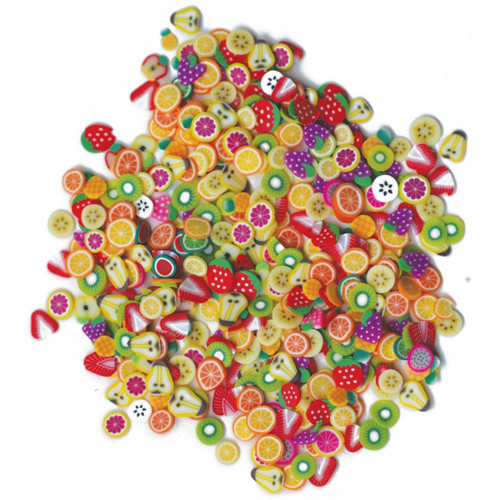 Dress My Craft Shaker Elements: Fruit Mix