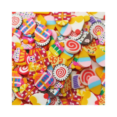 Dress My Craft Shaker Elements: Sweet Candies