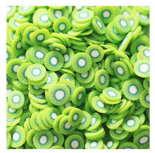 Dress My Craft Shaker Elements: Kiwi Slices