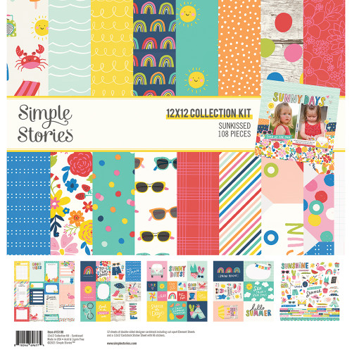 Simple Stories Sunkissed Collection Kit