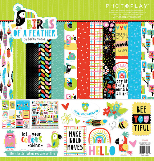 PhotoPlay Birds of a Feather Collection Pack