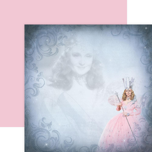 Paper House Productions 12x12 Wizard of Oz Papers: Good Witch