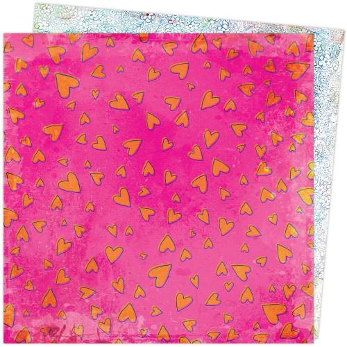 AC Vicki Boutin Color Study 12x12 Paper: Handmade