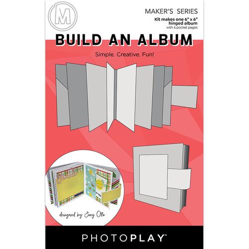 PhotoPlay Maker's Series Build An Album | 6x6 by Joey Otlo
