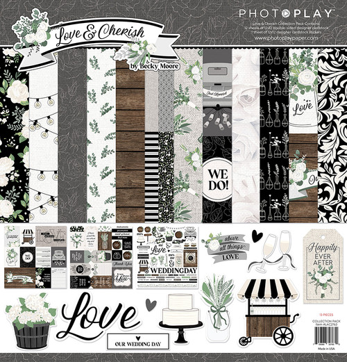 PhotoPlay Love & Cherish Collection Pack