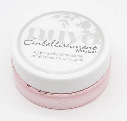 Nuvo Embellishment Mousse: Pink Unicorn