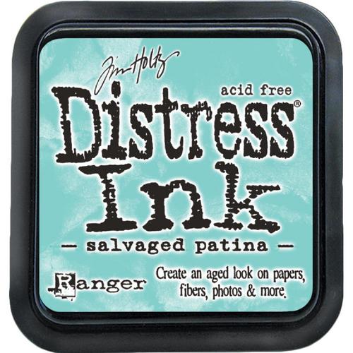 Distress Ink Pad: Salvaged Patina