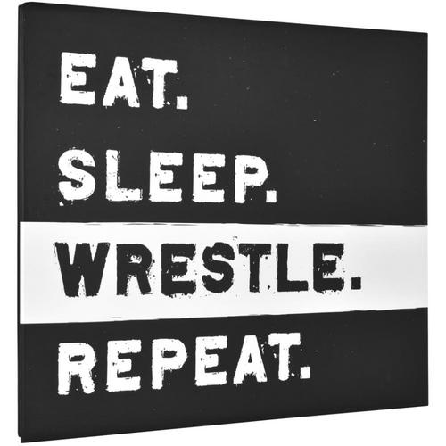 MBI 12x12 Post Bound Sports Album: Wrestle