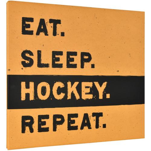 MBI 12x12 Post Bound Sports Album: Hockey
