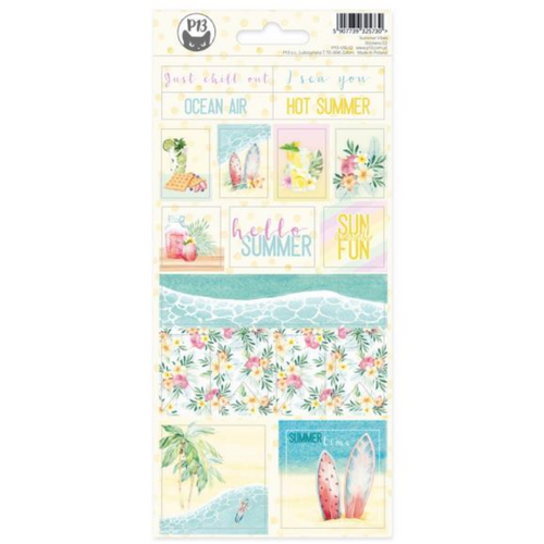 P13 Summer Vibes Stickers: 02