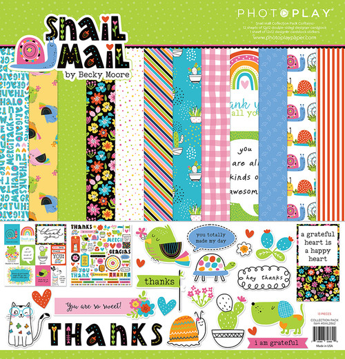 PhotoPlay Snail Mail Collection Pack