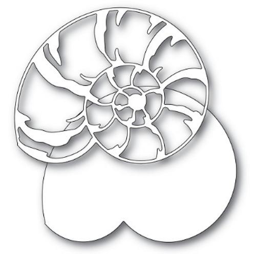 Memory Box Dies: Grand Spiral Shell